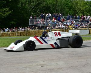 CM14 3136 Rick Carlino, Hesketh Cosworth 308C