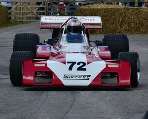 CM14 3137 Rob Hall, Surtees Cosworth TS9B