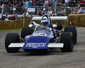 CM14 3212 Paul Bason, March Cosworth 712M