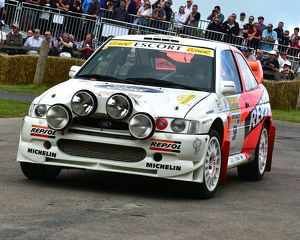 CM14 3245 Nick Jarvis, Ford Escort Cosworth