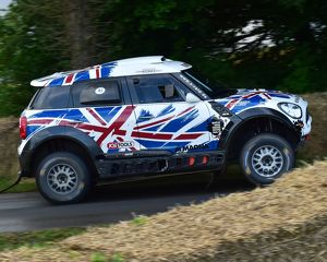 CM14 4531 Harry Hunt, Charlie Butler-Henderson, Mini ALL4 Racing