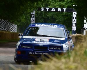 CM14 5643 Paul Smith, Ford Sierra RS500