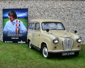 CM14 5969 Austin A35 Countryman, James Hunt