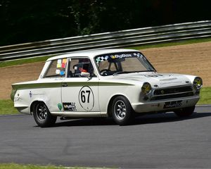 CM14 7223 James Clarke, Ford Lotus Cortina