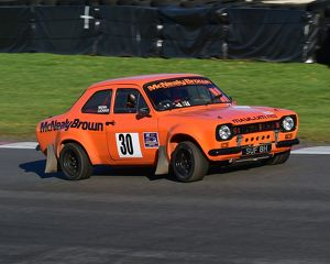CM17 4520 Roland Brown, Terry Luckings, Ford Escort Mk 1