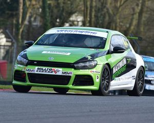 CM17 6091 Tom Witts, VW Scirocco R