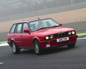 CM17 6348 Edward Williams, BMW M535i Touring