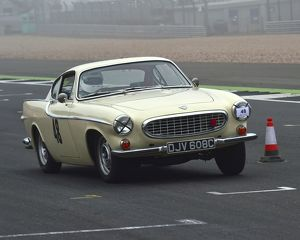 CM17 6453 Richard Lake, Volvo P1800 S