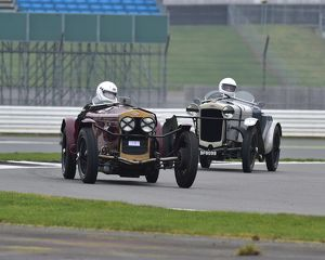 CM17 6732 Adam Smith, Frazer Nash Super Sports, David Johnson, Frazer Nash Super Sports