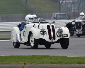 CM17 6741 Alastair Pugh, Frazer Nash - BMW 328