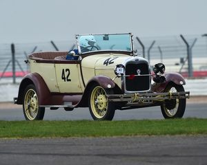 CM17 6786 Peter Batty, Ford Phaeton 35A Tourer
