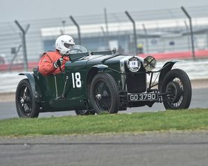 CM17 6799 Paul Bullett, Frazer Nash Super Sports