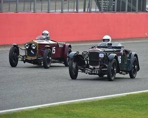 CM17 6875 Phillip Tillyard, Frazer Nash TT replica, Adam Smith, Frazer Nash Super Sports
