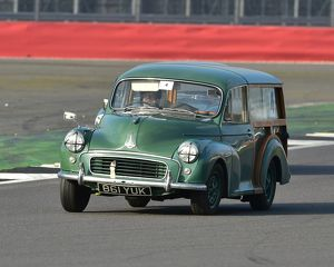 CM17 6996 Peter Deffee, Morris Minor Traveller