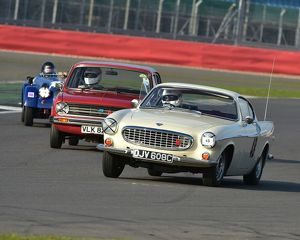 CM17 7007 Richard Lake, Volvo P1800 S, William Lake, Austin Maxi