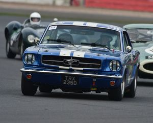 CM17 7083 David Clifford, Ford Mustang