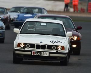 CM17 7109 Alistair Littlewood, BMW 525i