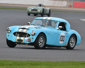 CM17 7124 Patrick Blakeney-Edwards, Austin Healey 3000