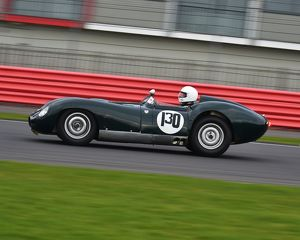 CM17 7172 Simon Ham, Lister Jaguar Sports Racing