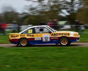 CM17 7924 Russell Brookes, Kerry Michael, Opel Manta 400