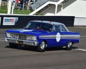 CM17 8484 rank Slevin, Paul Mullen, Ford Falcon Sprint
