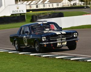 CM17 8763 Nick Ruddell, Ford Mustang