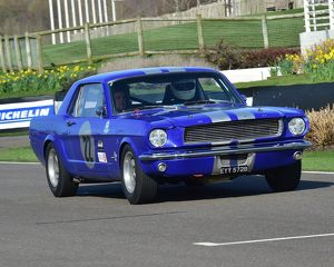 CM17 8857 Michael Squire, Ford Mustang