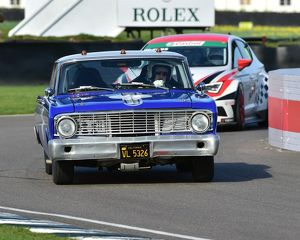 CM17 8944 Frank Slevin, Paul Mullen, Ford Falcon Sprint