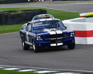 CM18 2143 Simon Garrad, Rupert Clevely, Ford Shelby Mustang GT350