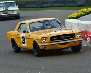 CM18 2499 Peter Hallford, Ford Mustang