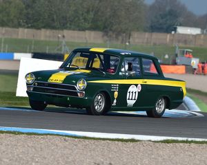 CM18 4188 Roger Stanford, Ford Lotus Cortina