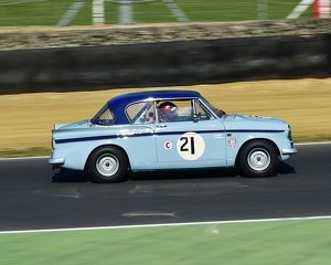 CM18 5569 Simon Drabble, Alex Drabble, Sunbeam Rapier