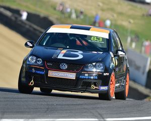 CM18 5715 Paul Blackburn, VW Golf GTi Mk5