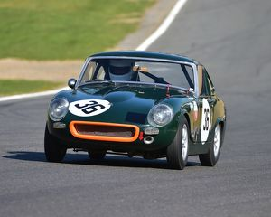 CM18 5738 Brian Small, Ashley MG Midget