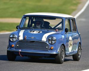CM18 5742 Steve Jones, Mini Cooper S