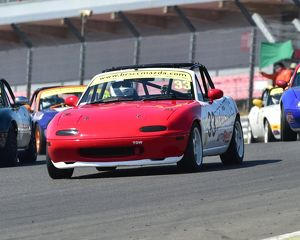 CM18 5953 Jason Greatrex, Mazda MX-5
