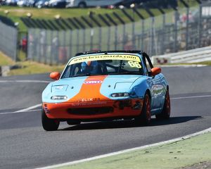 CM18 5979 Nick Riley, Mazda MX-5