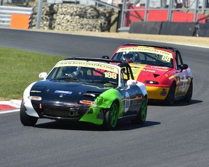 CM18 5997 Johnathan Clements, Mazda MX-5
