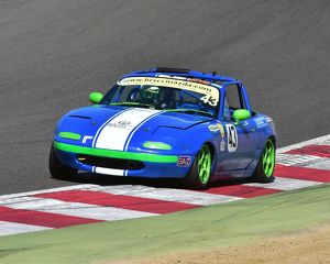CM18 6025 Will Blackwell-Chambers, Mazda MX-5
