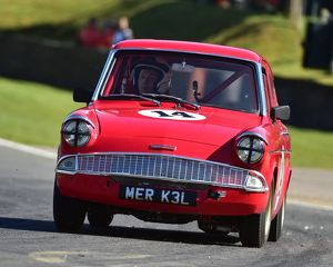 CM18 6427 Tim Cotgrove, Jonathan Pulliston, Ford Anglia Superspeed