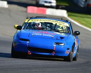 CM18 6587 Guy Carter, Mazda MX-5