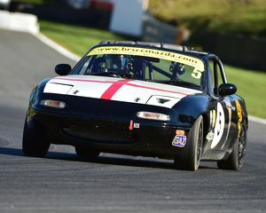 CM18 6602 Richard Collins, Mazda MX-5