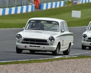 CM19 0162 Andy Wolfe, Ford Lotus Cortina