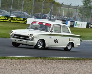 CM19 0198 Alan Letts, Geoffrey Letts, Ford Lotus Cortina