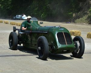 CM19 8144 Bentley 8 litre, Brooklands Outer Circuit racer