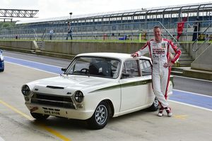 CM2 0299 Matt Neal, Ford Lotus Cortina, DPE 810 B