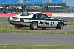 CM2 4251 Paul Aslett, Jaguar XJS, PYM 703 R