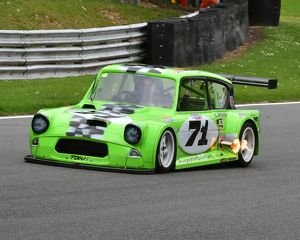 CM2 8009 Steven Moss, Ford Anglia Spaceframe