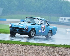 motorsport archive galleries/2014 motorsport archive amoc racing donington park/cm2 8916 tristan bradfield sunbeam tiger kal