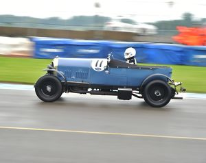 motorsport archive galleries/2014 motorsport archive amoc racing donington park/cm2 9042 duncan wiltshire bentley 3 litre kw